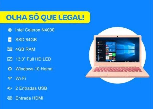 Notebook Samsung Flash F30 Intel Dual Core R$1889 - Foto 3