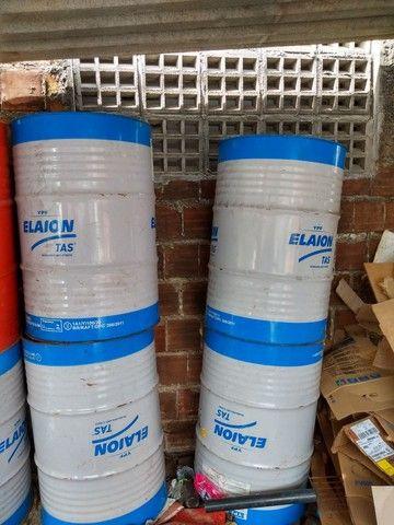 Tambores de ferro 200 litros  - Foto 2