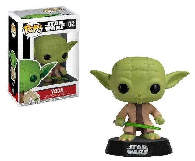 Funko Pop Star Wars Yoda 02
