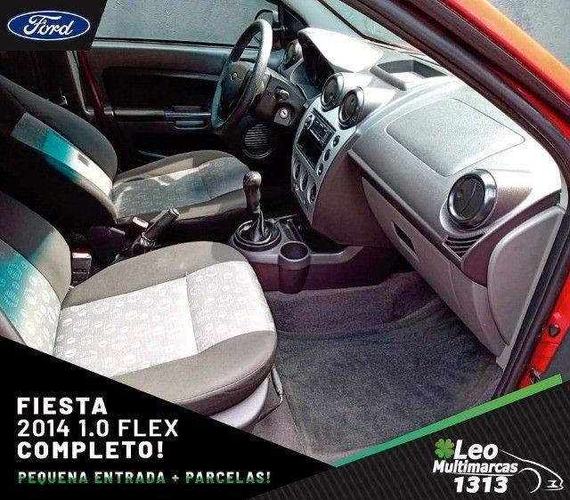 Fiesta 2014 1.0 Flex Completo Mensais a partir de 629,00 - Foto 6
