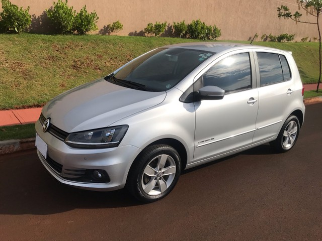 VW Fox Comfortline 1.6 Msi 2018 - Foto 4