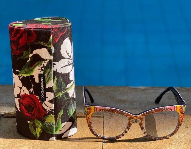 Óculos ORIGINAL Dolce & Cabbana - Foto 2