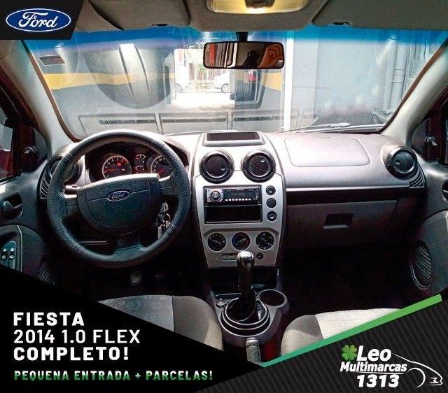 Fiesta 2014 1.0 Flex Completo Mensais a partir de 629,00 - Foto 5