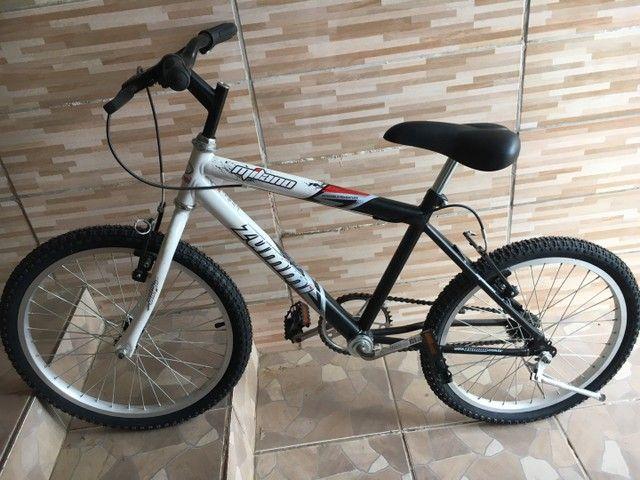Bicicleta zummi nova! Nunca usada ( infantil ) - Foto 3