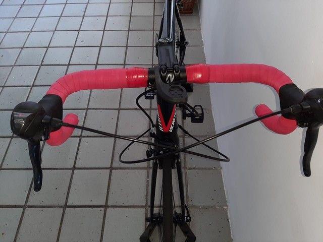 Bicicleta Speed Vicinitech novíssima!!! - Foto 6