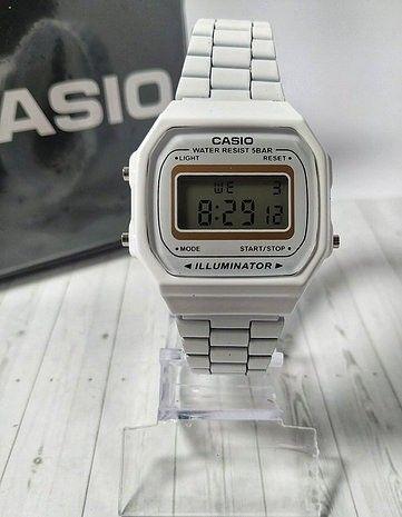 Casio vintage Branco (1ª Linha Produto de Qualidade)  - Foto 2