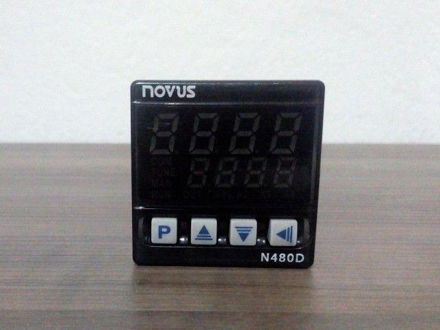 Controlador de Temperatura-NovusN480D-RAR