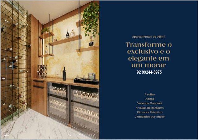 Vila Residence Unidades de 367 m² Bairro Adrianópolis Seu Apart do Seu Jeito  - Foto 11
