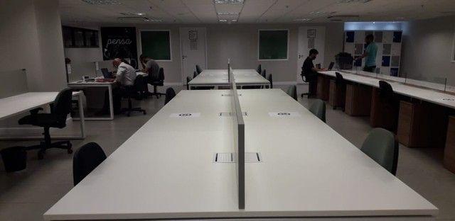 Sala para reunião e posição de coworking - Foto 20