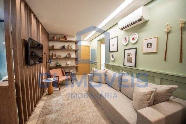Apartamento para venda com 2 quartos, 63m² Residencial Flow, St Leste Universitário - Foto 2