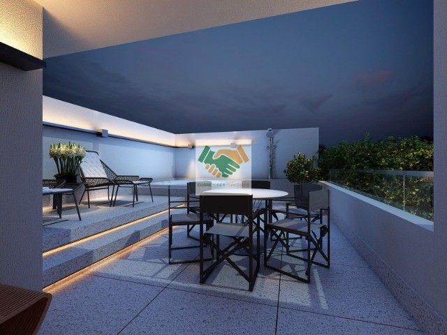 Novos apartamentos de luxo com 3 e 4 quartos à venda no bairro Funcionários em BH - Foto 16