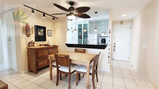 Apartamento com 3 dormitórios à venda, 80 m² por R$ 495.000,00 - Cocó - Fortaleza/CE - Foto 14