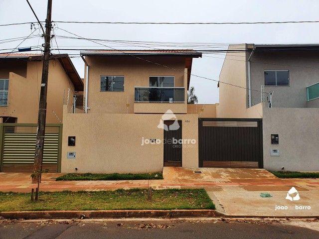 Campo Grande - Casa Padrão - Vila Manoel Taveira