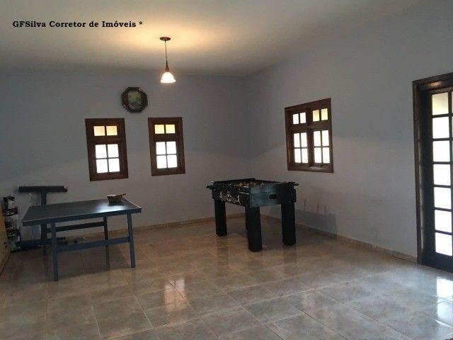 Chácara 1.500 m2 Condominio Fechado Casa 3 dorm. píscina Ref. 453 Silva Corretor - Foto 14