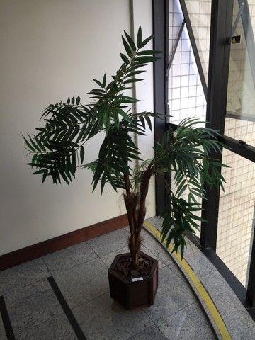 Vaso e Planta Artificial - Foto 2