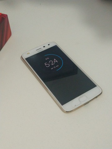 Moto Z2 Play 64gb 4gb RAM - Foto 2