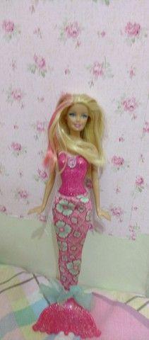 Barbie fada e sereia  - Foto 3