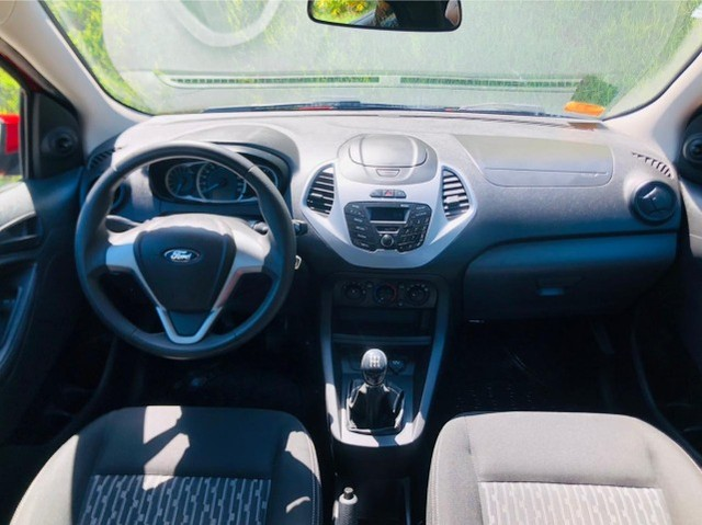 Ford Ká 1.0 Flex 2015 Completo , Imperdivel Baixo Km  - Foto 9