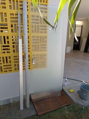 Porta de correr blindex  73x212 cm