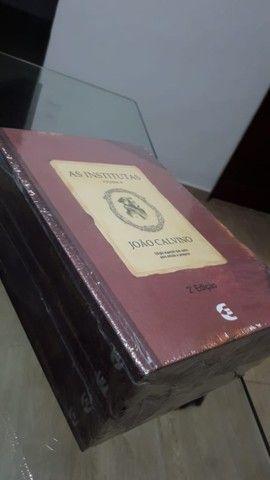 As Institutas De João Calvino 2 Edição Cultura Cristã