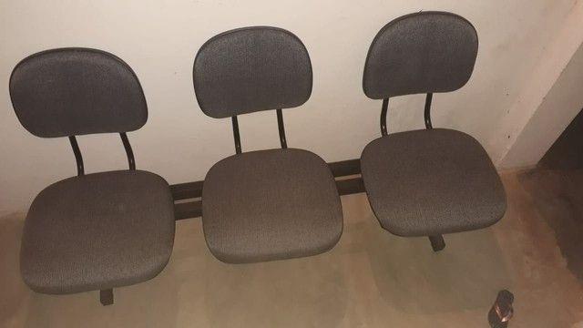 2 Cadeiras longarinas . - Foto 3