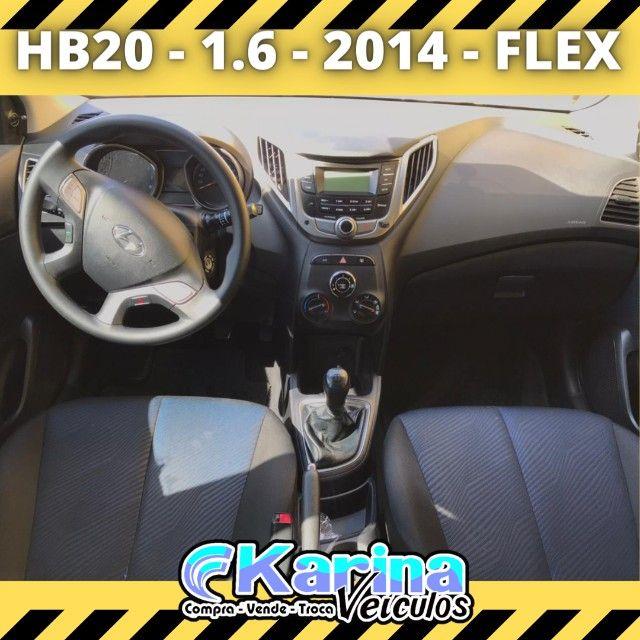 Hb20 - 2014 - 1.6 - Flex - Foto 3