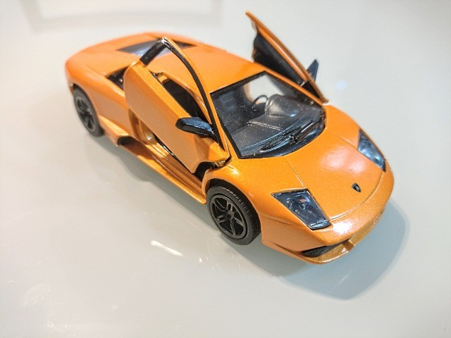 Miniatura Carro Lamborghini Mourcelago