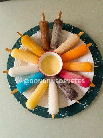 Deliciosos picolés  - Foto 3