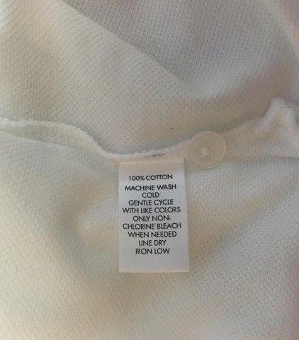 Camisa Polo Calvin Klein L - Original - Foto 4