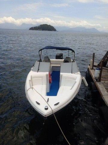 Alugo lancha(ilha grande, lagoa azul) - Foto 6