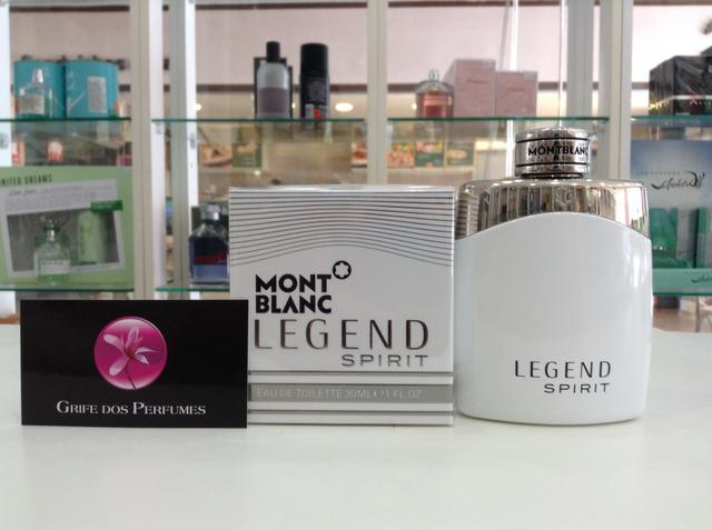 Perfume Legend Spirit edt 30ml Mont Blanc