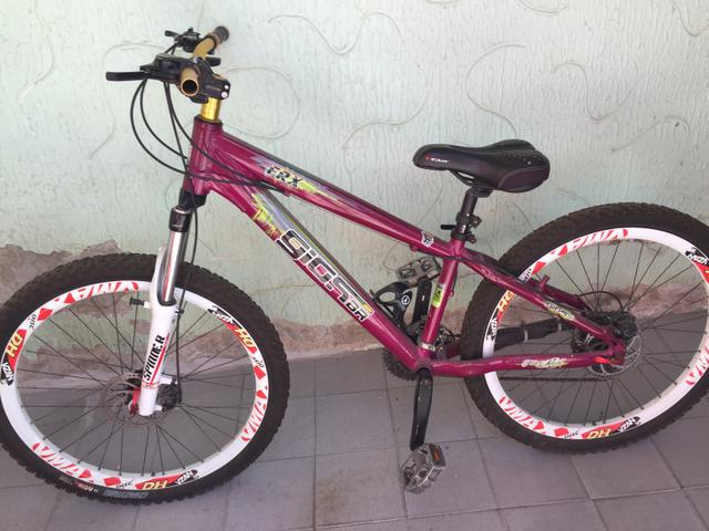 Vendo bike gios frx aro 26