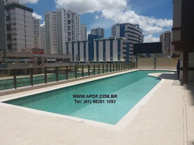 Ouro Branco IV - AP. 01 ou 02 quartos - Lazer Completo - Alto Padrão - Águas Claras