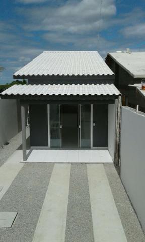 Casas com 5,50m x 36m 2 quartos em Maracanau