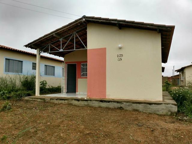 Casa no Residencial Eduardo Costa