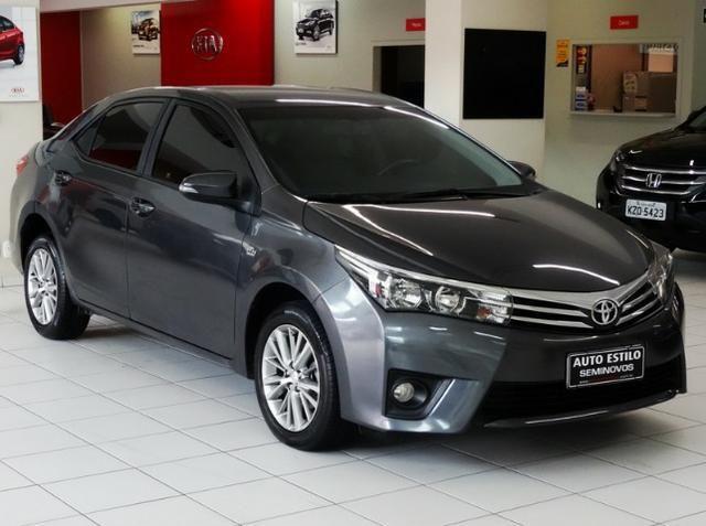 Toyota Corolla 2.0 Xei Automatico 2015