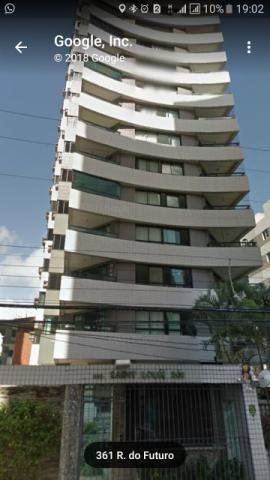Edifício Saint Louis - Andar Alto - Aflitos - 991995983 JO