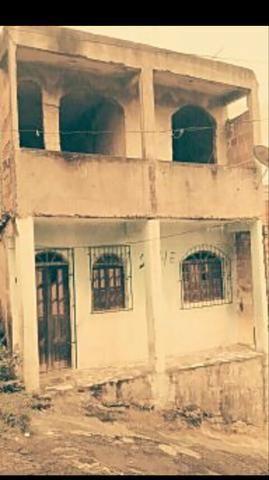 2 casas no bairro de Tancredo Neves, é tem mais 2 no bairro da valeria chegar no zap