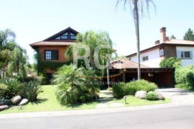 Casa de condomínio à venda com 5 dormitórios em Belém novo, Porto alegre cod:FE3243 - Foto 5
