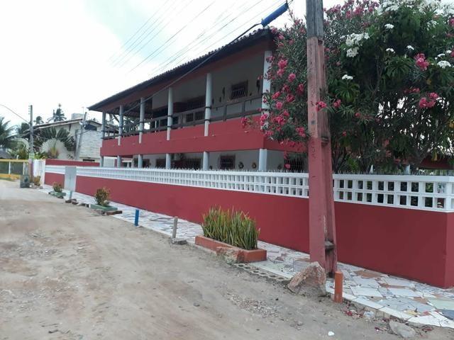 Casa com piscina a 50m do mar (Maragogi)