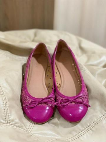 b2d3faec47 Sapatilha Pink (usada poucas vezes) - Roupas e calçados - Centro ...