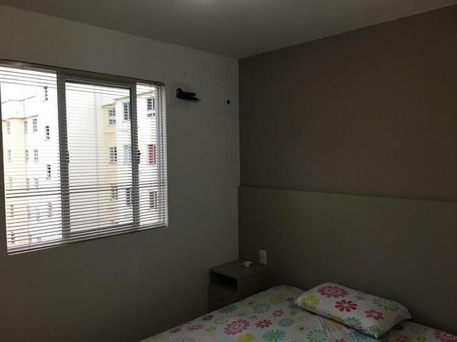AP econômico - todo os móveis sob medida - aceita veículo - 2 dormitórios - Foto 9