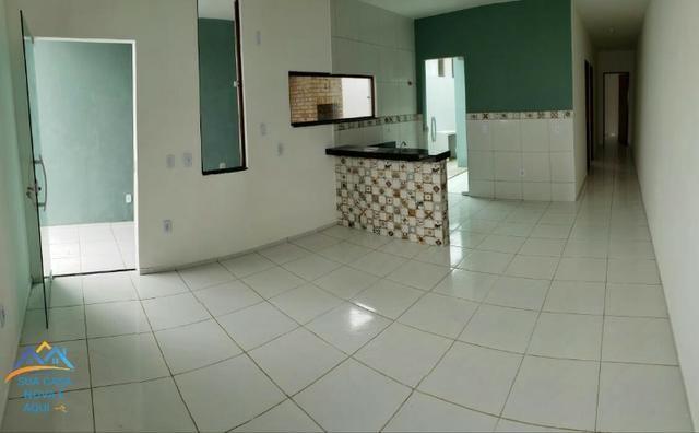 Casas com 2 quartos, suíte com 87m² de área construída na melhor localização do Pedras - Foto 3