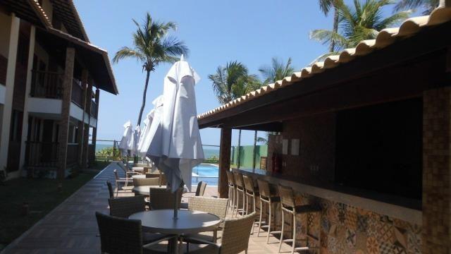 Itacimirim Village 4/4 e 3/4 suite, na praia varandão vistão mar.mobiliado