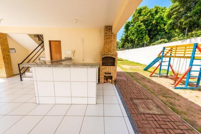 Apartamento no bairro Henrique Jorge com 3 quartos, garagem, playground - Foto 3