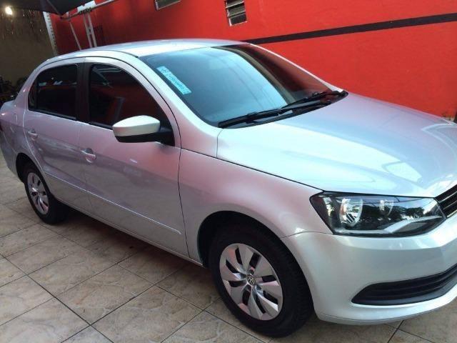 Vw - Volkswagen Voyage 2013 g6 1.6 flex completo, carro muito novo !!!! - Foto 7