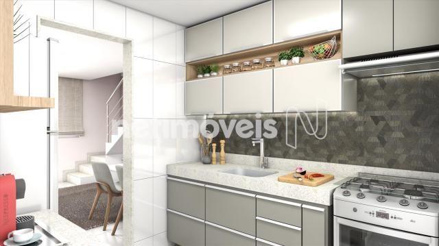 Casa de condomínio à venda com 2 dormitórios em São joão, Betim cod:731529 - Foto 3