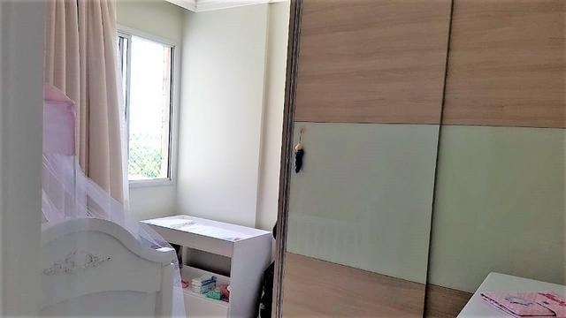Ótimo Apartamento 3 Quartos com Suíte no Condomínio Buganville em Morada de Laranjeiras - Foto 8