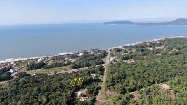 Terreno à venda, 1125 m² por r$ 180.000 - rosa dos ventos - itapoá/sc - Foto 2