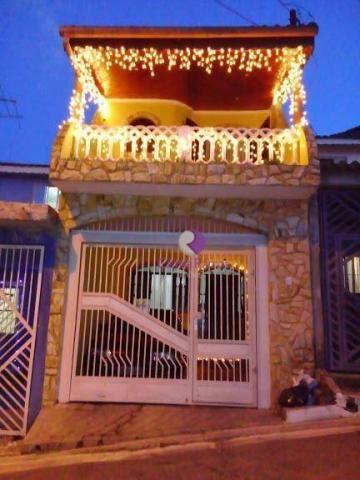 Sobrado com 2 dormitórios à venda, 80 m² por R$ 290.000 - Jardim São Paulo(Zona Leste) - S